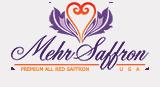 Mehr Saffron Logo