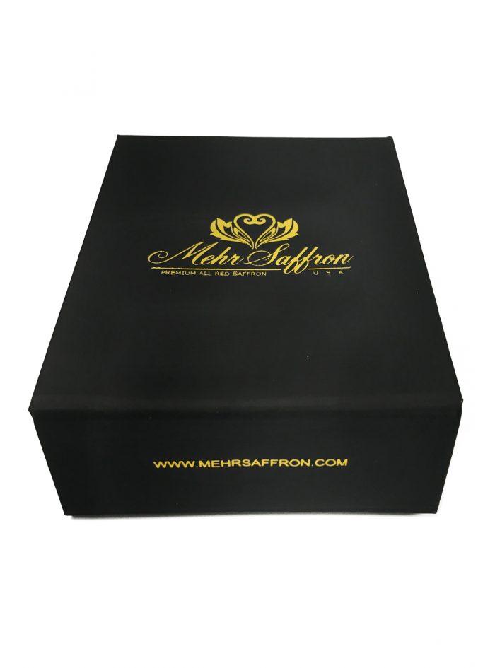 Mehr-Saffron-Box4, velvet black