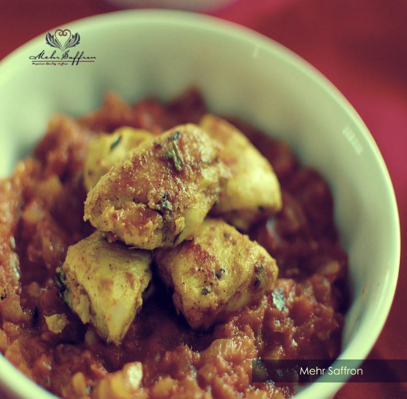 Chicken Tikka Masala - Mehr Saffron